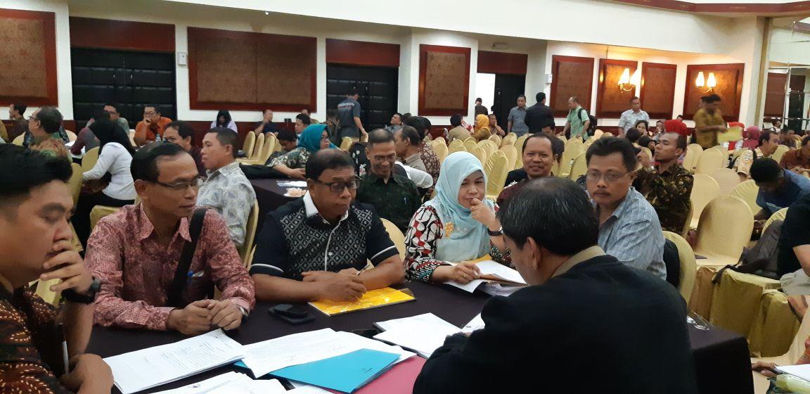 Rakornas sekaligus Rekon Transfer ke Daerah dan Dana Desa